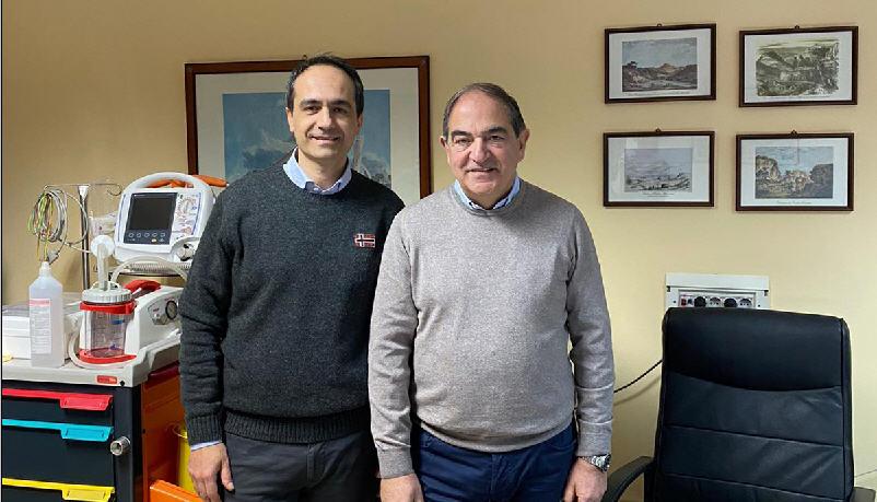 Sanità: il dr. Salvatore Maira all'Ospedale Chiello di Piazza Armerina