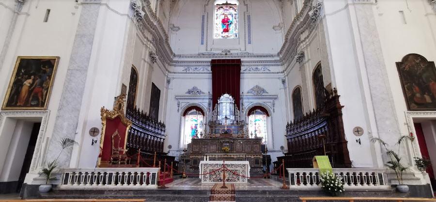 Cattedrale di Piazza Armerina: un grande successo l'apertura al pubblico