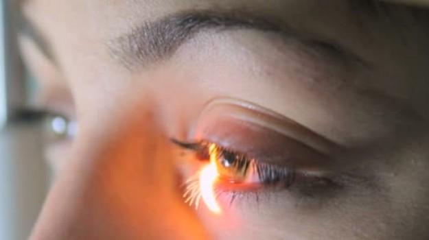 ASP Enna. Laser sulla retina di un prematuro all'Umberto I di Enna.