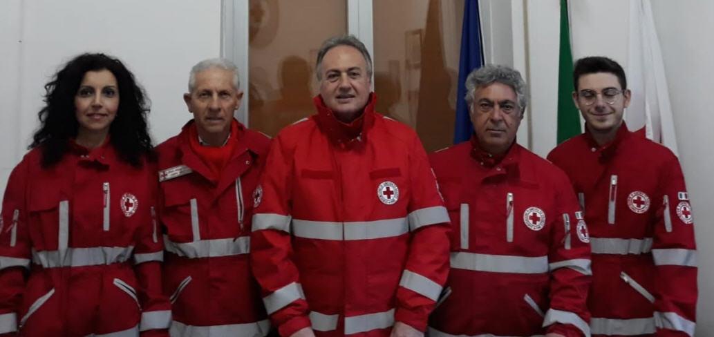 A Enna insediato il Consiglio Direttivo della Croce Rossa Italiana