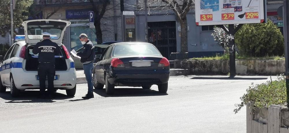 Piazza Armerina – Otto denunce per mancato rispetto delle norme anticoronavirus