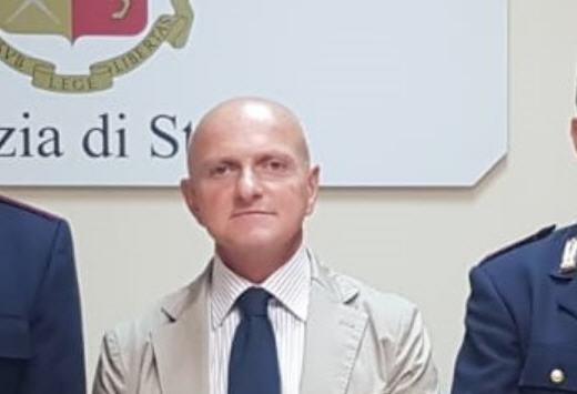 Questura di enna: il dr. Riccardo Cacciarini, Vicario del Questore di Enna, trasferito alla Questura di Reggio Emilia