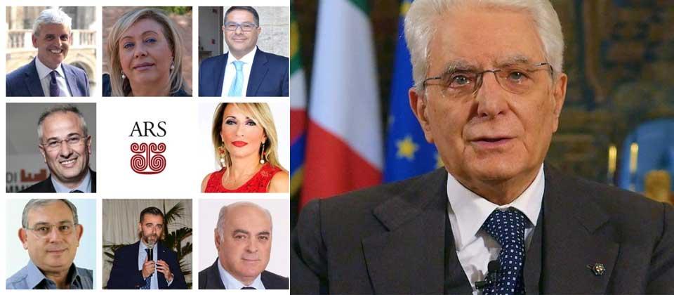 Lettera aperta al Presidente Mattarella da parte di un gruppo di deputati regionali: la crisi sia l'occasione per una ripartenza