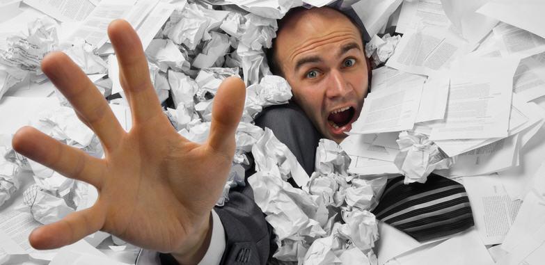 Burocrazia: un problema riscoperto.