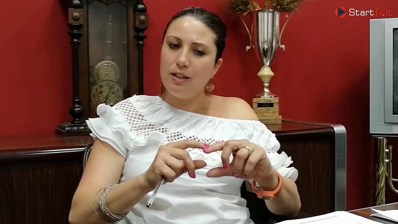 """Francesca Draià: """"Ho trasformato Valguarnera. Il comune casa di tutti i cittadini"""""""