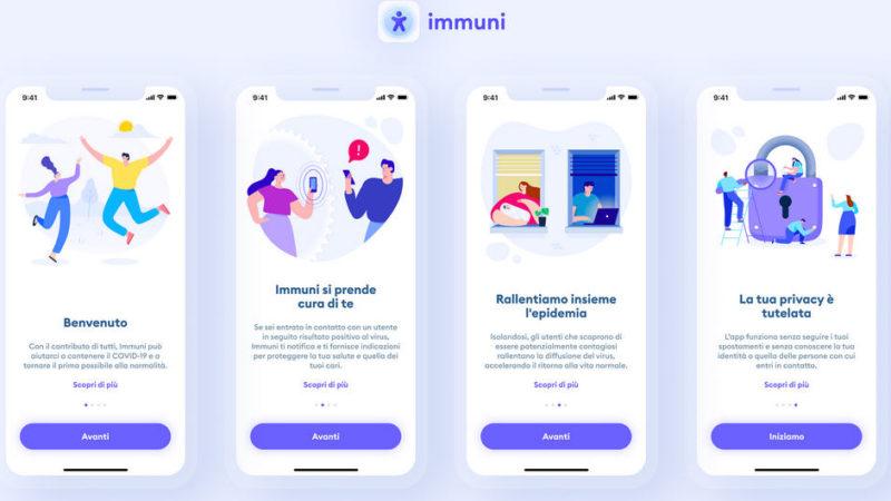 App Immuni attiva anche in Sicilia da Lunedì
