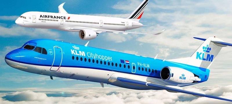 Air France e KLM riprendono i collegamenti da Catania