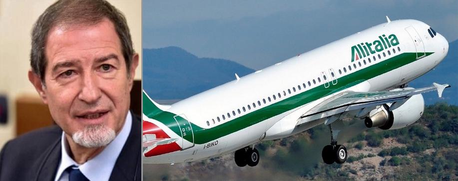 [VIDEO] Il Presidente Musumeci e Anci Sicilia contro il caro biglietti Alitalia
