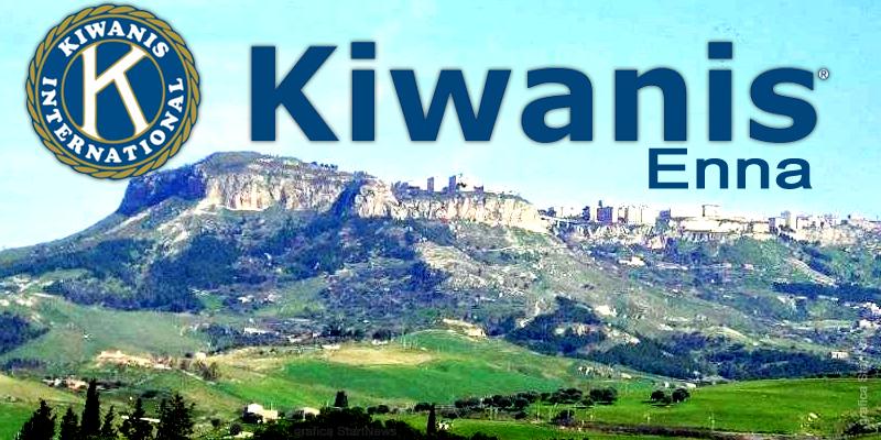 E' Enzo Monastero il nuovo presidente del Kiwanis Club di Enna