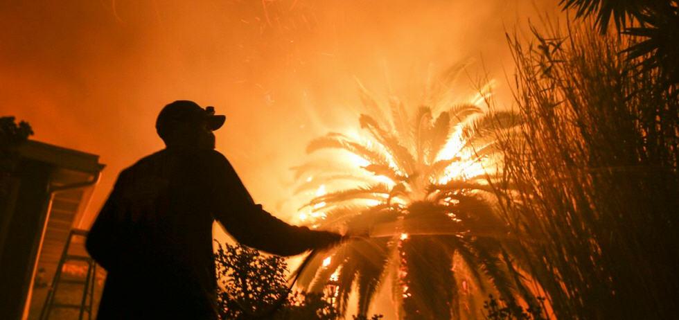 Piazza Armerina – Incendi: arriva l'ordinanza del sindaco ma ricordiamoci sempre di quello che accadde nel 2017
