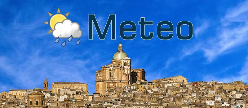 Meteo – Caldo e un pizzico d'afa per il fine settimana a Piazza Armerina