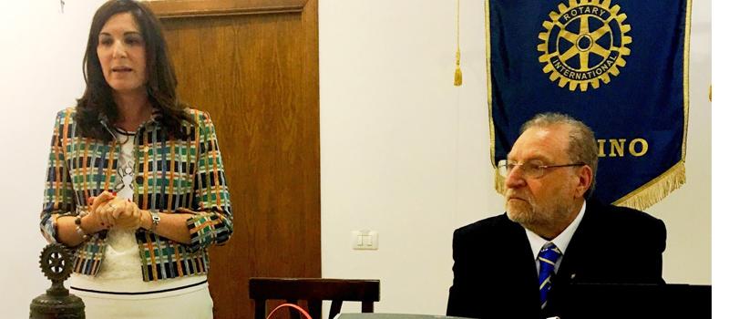 Paolo Orlando, Past Presidente del Rotary Club Piazza Armerina, presto tornerà a presentare il suo libro su Paul Harris