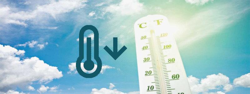 Piazza Armerina, meteo : si abbassano le temperatura in questo inizio settimana