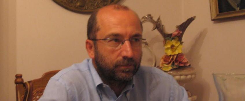 In libreria l'ultimo libro di Mario Rizzo, medico internista all'ospedale di Enna.