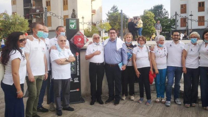Troina città cardioprotetta: consegnati alla cittadinanza 7 nuovi defibrillatori