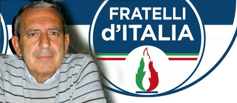 Piazza Armerina – Il prof. Fernando Cipriano eletto commissario locale di Fratelli d'Italia