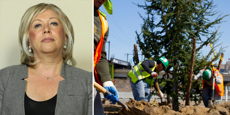 """Pagamenti ai lavoratori del Reddito Minimo. L'On. Luisa Lantieri: """"E' una questione morale"""""""