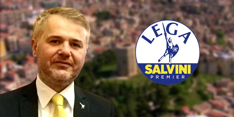 Enna – Giuseppe Savoca candidato sindaco della Lega