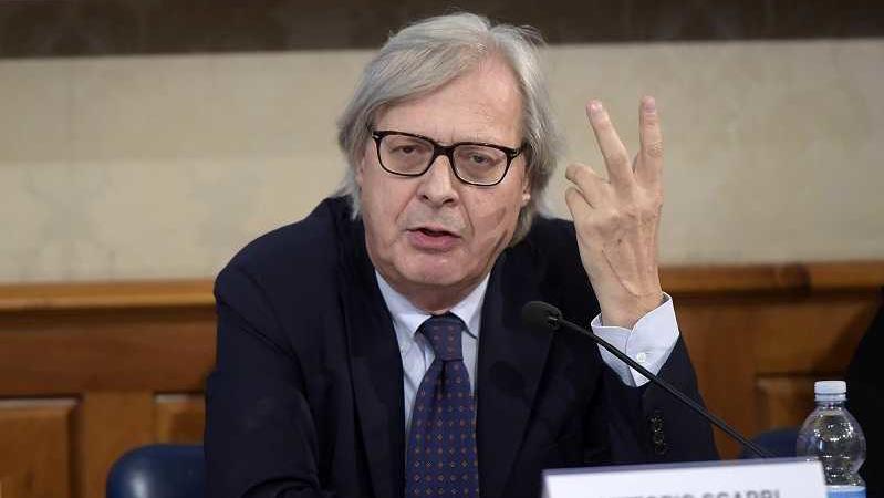 """Il presunto falso """"Tiziano"""" venduto al comune di Troina: Vittorio Sgarbi torna all'attacco."""