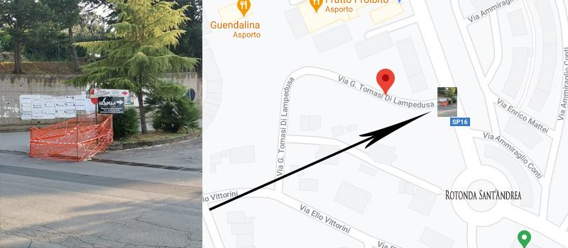 Gli utenti segnalano – Via Carducci: per una caditoia da saldare tre interventi comunali