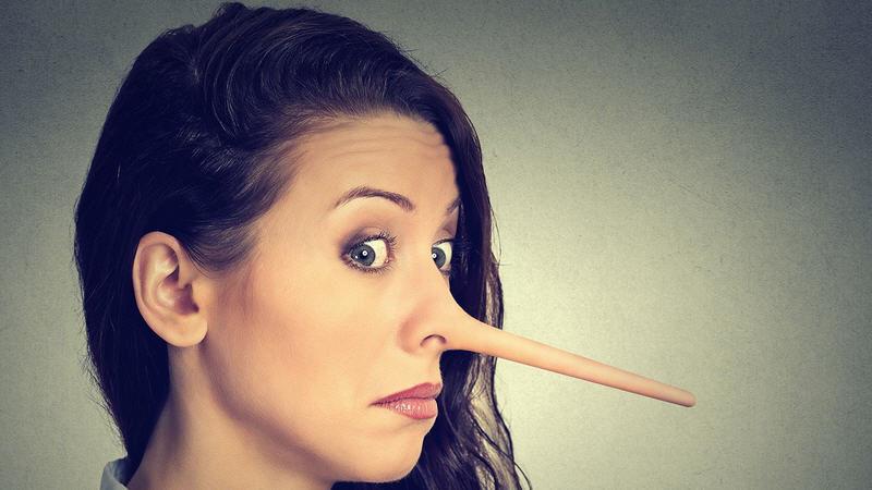 La verità psicologica sulle bugie