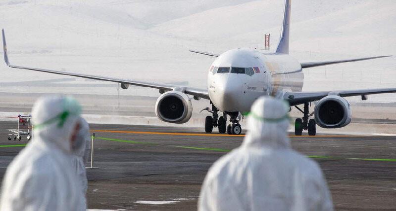 Un soggetto positivo su un volo Ryanair del 18 settembre proveniente dal Milano . Si cercano i passeggeri