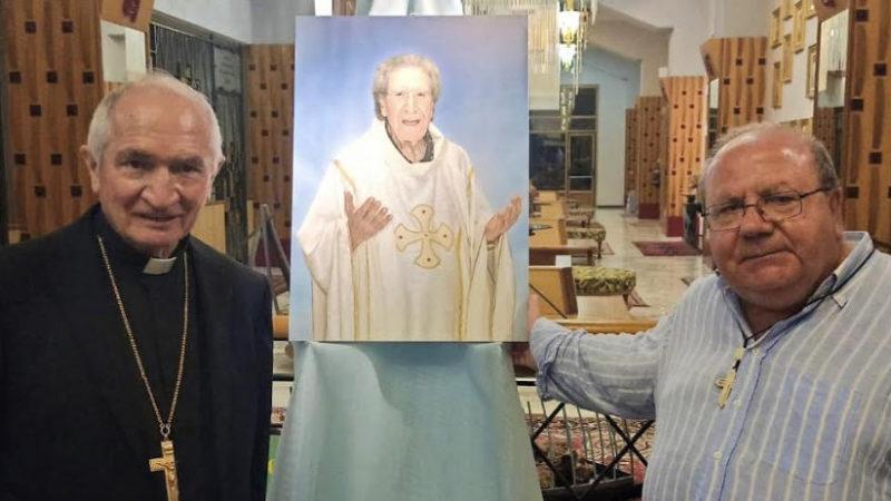Monsignor Silvano Tomasi all'Oasi di Troina per commemorare padre Luigi Ferlauto