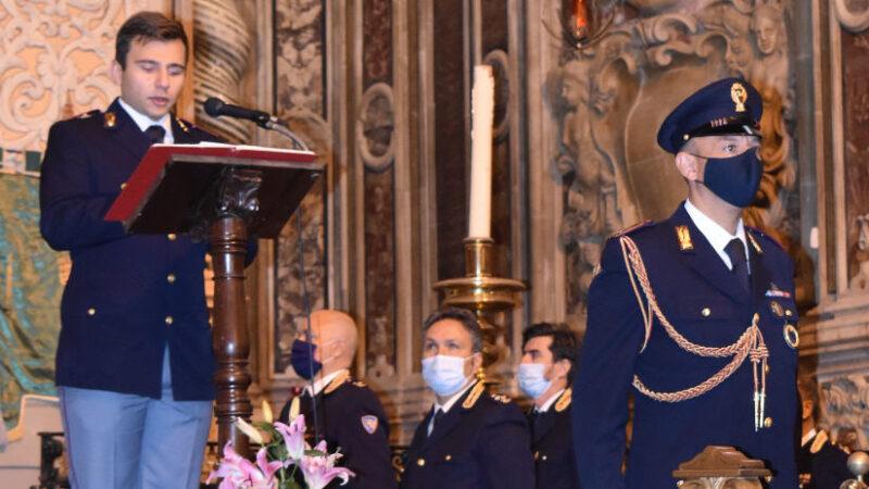 San Michele Arcangelo Patrono della Polizia di Stato, celebrata la consueta funzione annuale