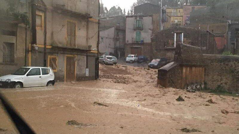 21 ottobre 2018: due anni fa l'alluvione a Piazza Armerina
