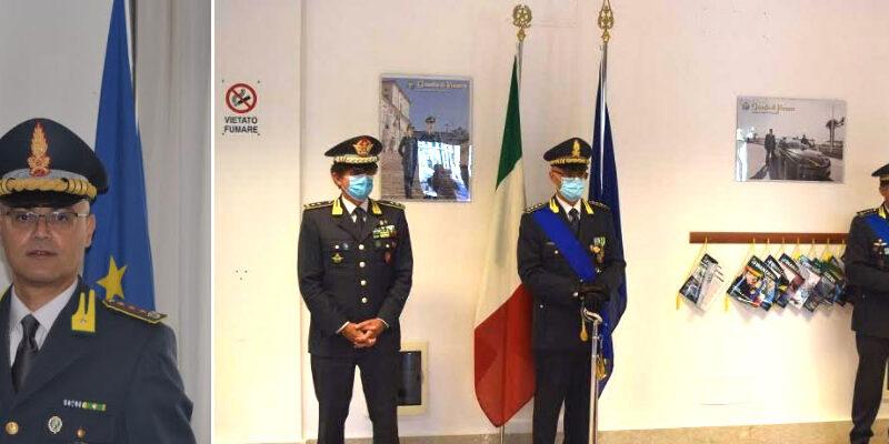 Il Colonnello Alessandro Luchini è il nuovo Comandante Provinciale di Enna.