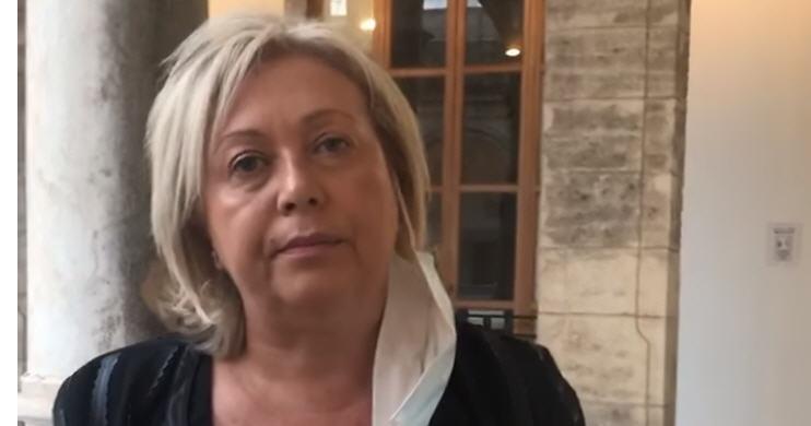 I danni per la grandinata all'area industriale di Dittaino: l'on. Luisa Lantieri presenta un ODG