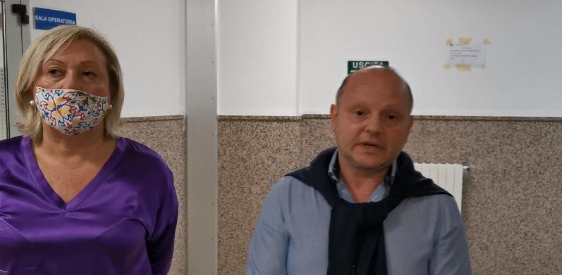 L'on. Luisa Lantieri sull'assegnazione di 6 posti di terapia intensiva al Chiello. Il consigliere arancio attacca il sindaco.