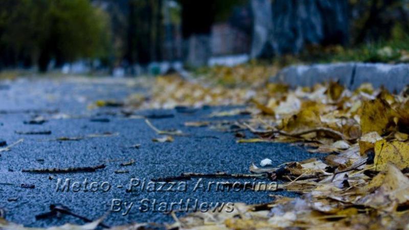 Meteo – Piazza Armerina: anticipo d'inverno, in periferia temperature minime intorno ai 5 gradi