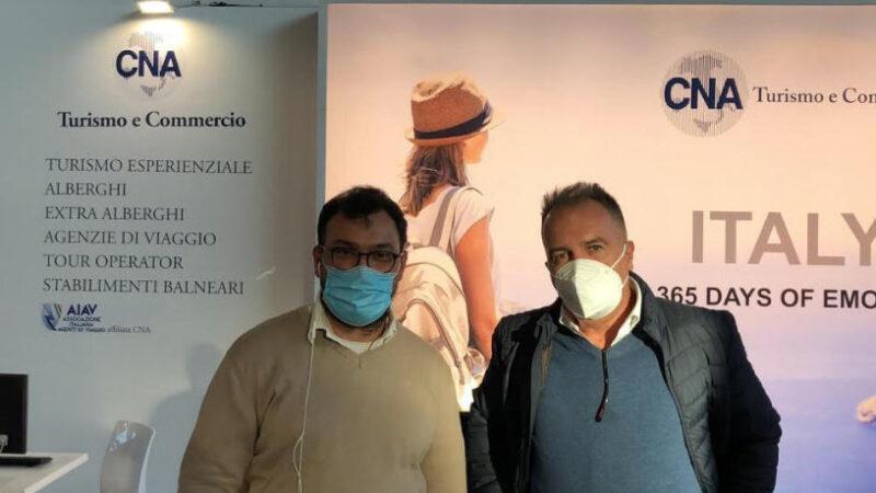 Promozione turistica della CNA: i percorsi ennesi alla fiera del turismo di Rimini