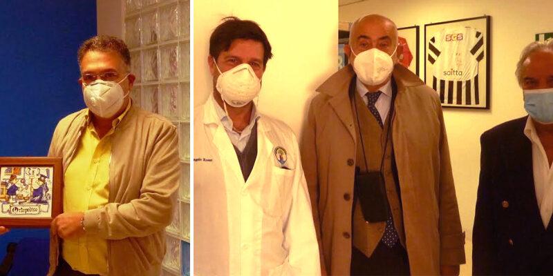 L'Azienda Sanitaria Provinciale di Enna ricorda, assieme ai familiari, il dott. Paolo Lo Giudice.
