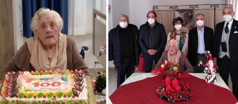 Enna – Paziente centenaria guarita dal Covid