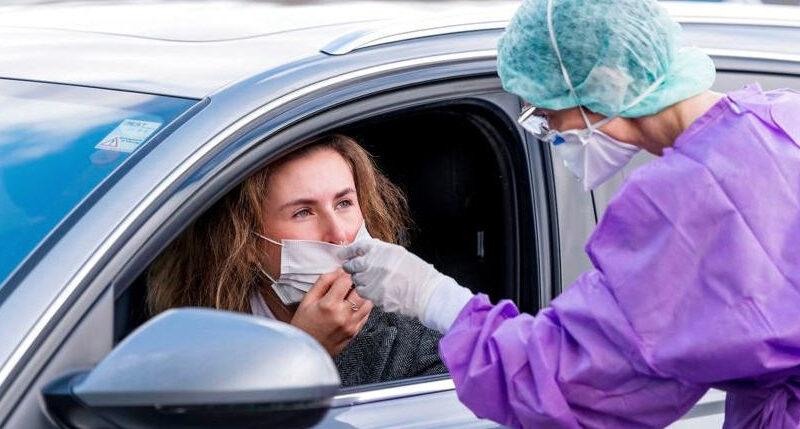 """ASP Enna. """"Drive in"""" per chi arriva in Sicilia da lunedì 14 dicembre a giovedì 7 gennaio"""