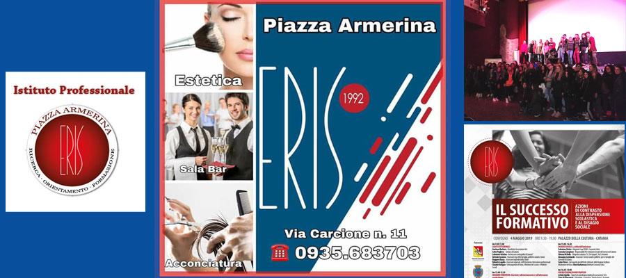 Piazza Armerina – L'istituto Eris pronto ad accogliere nuovi studenti – Domani 23 presentazione on line. Come visitare i laboratori in presenza.