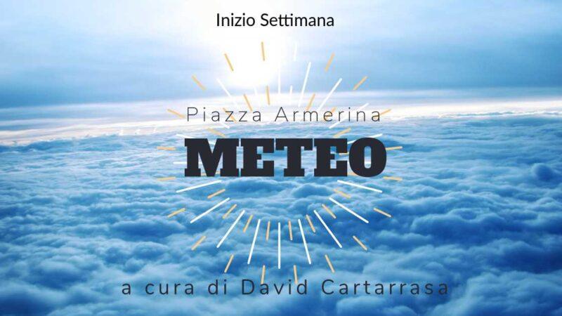 Piazza Armerina Meteo: temperature in calo, possibili nevicate