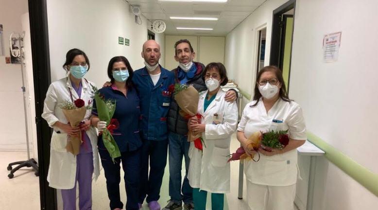 ASP. Paolo Meli di Piazza Armerina ringrazia l'ospedale Umberto I di Enna