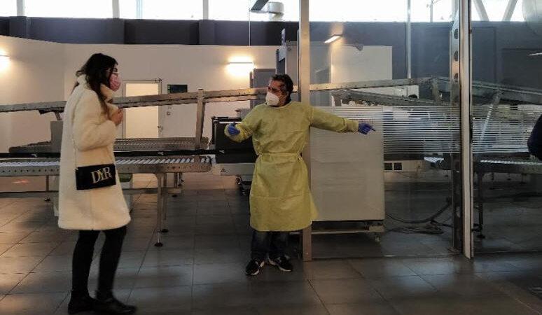 Aeroporto Catania: avviati gli screening per i passeggeri in arrivo