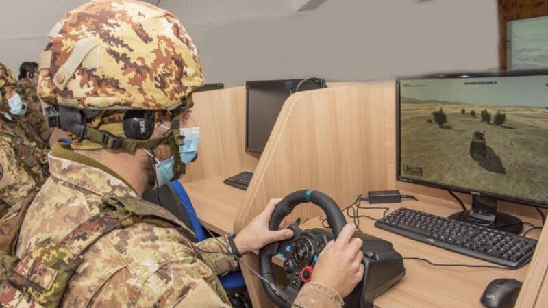 """Esercito, la Brigata Aosta e l'addestramento """"virtual"""""""