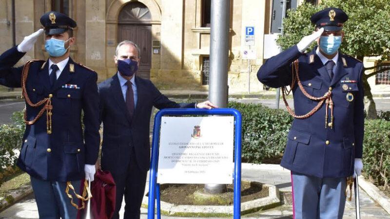 La Polizia di Stato di Enna ha commemorato Giovanni Palatucci, ex questore di Fiume