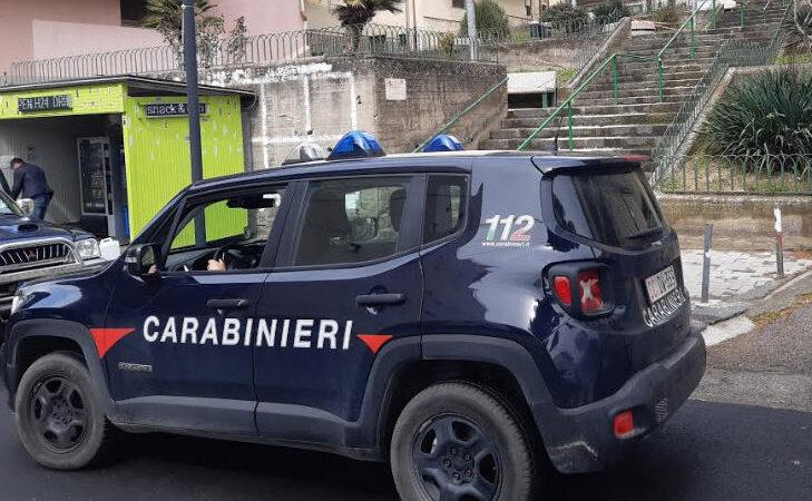 Leonforte: minorennni con droga light e alcool segnalati alla procura dai carabinieri
