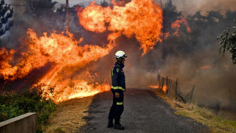 Avviata la campagna antincendio. Coordinamento e sintesi presso la Prefettura di Enna.