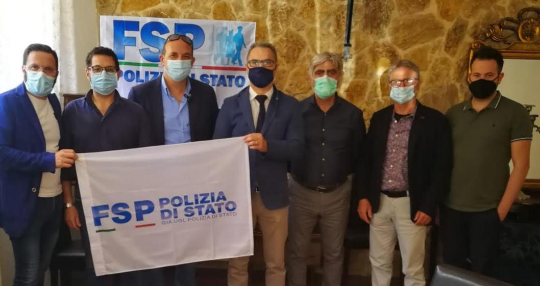 Si è svolto a Enna il terzo congresso provinciale della Federazione Sindacale di Polizia