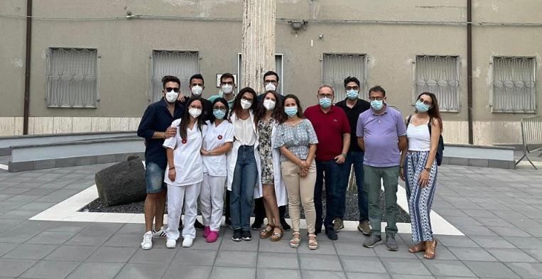 ASP Enna. Vaccinazione di prossimità a Barrafranca e a Centuripe.