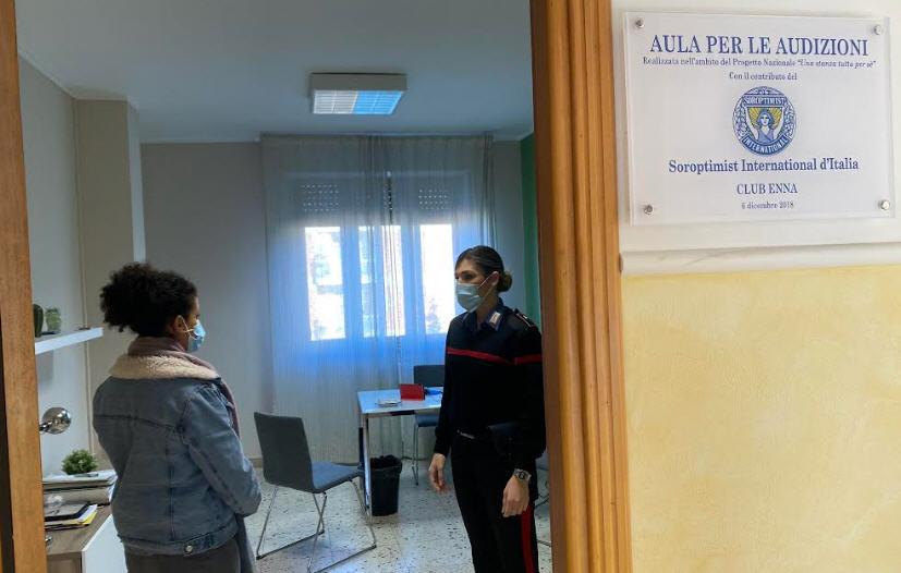Violenza sulle donne: i Carabinieri arrestano un uomo a Pietraperzia