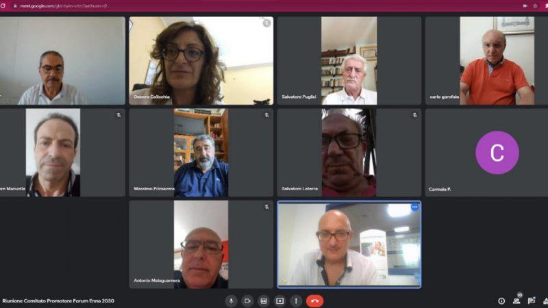 CS – Forum Enna 2030, altri comuni aderiscono all'iniziativa. Venerdì l'assemblea costituente
