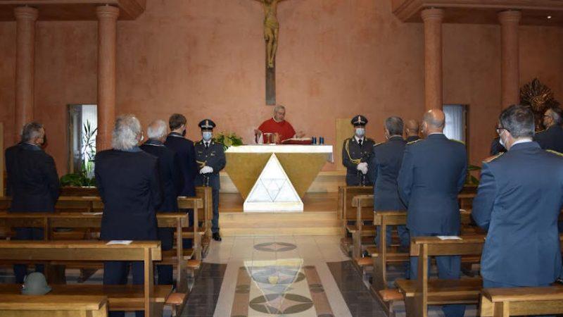 Enna: la Guardia di Finanza festeggia il suo protettore San Matteo Apostolo.